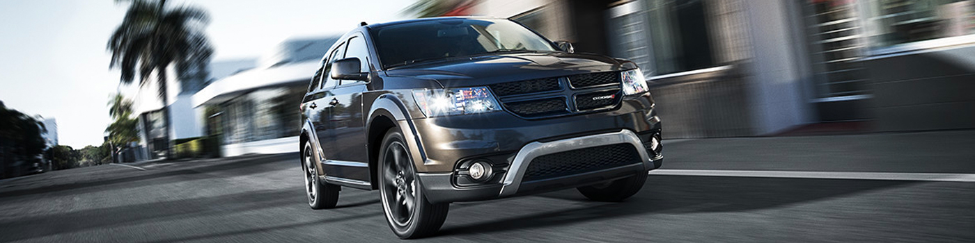 Safety Features Dodge Journey
