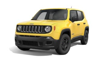 Jeep Renegade Jellybean