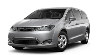 Chrysler Pacifica Jellybean