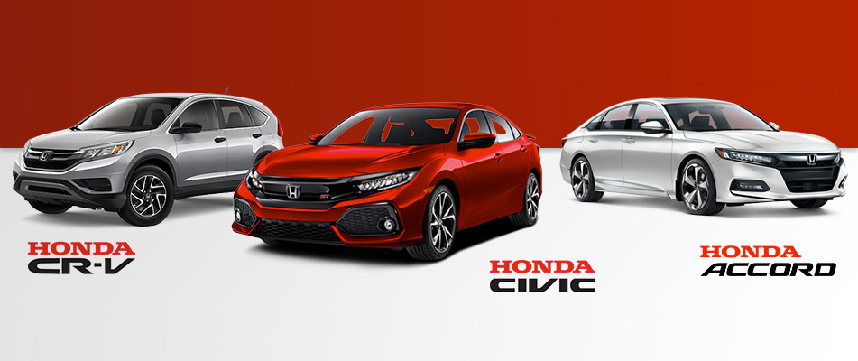 New and Used Vehicle Specials at Huntsville Honda