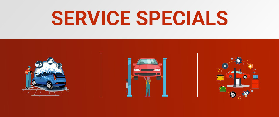 Service Specials at Huntsville Honda