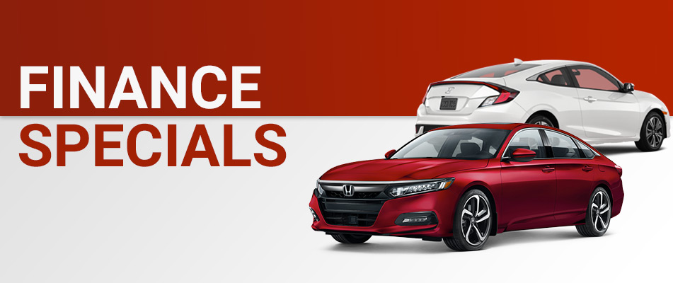 Finance Specials at Huntsville Honda