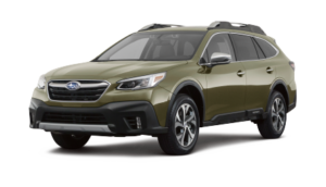 2020 Outback Premier Green 1