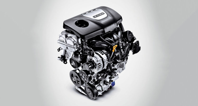 The 1.6L GDI turbo engine is the driving enthusiasts choice