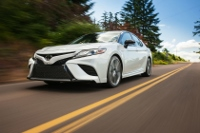 2018 Redesigned Camry
