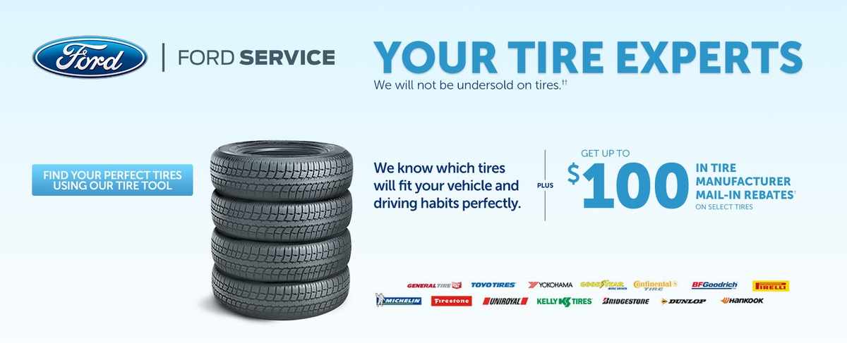 Tire Rebate Offer
