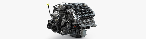 Super Duty Engine