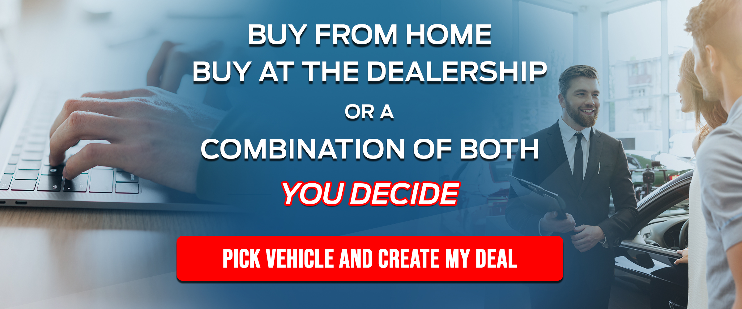 Buy From Home Ford