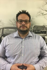 Shawn Meikle - Finance Manager
