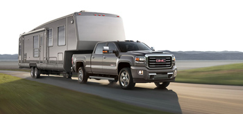 2017 Sierra HD Towing and Capability