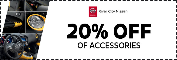 20% Off Accessories