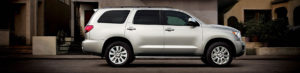 2017 Toyota Sequoia in Collingwood, ON