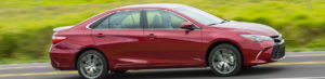 2016 Toyota Camry in Collingwood, ON