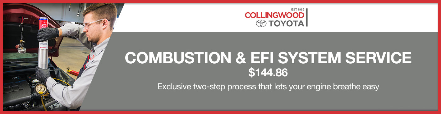 Combustion and EFI Offer
