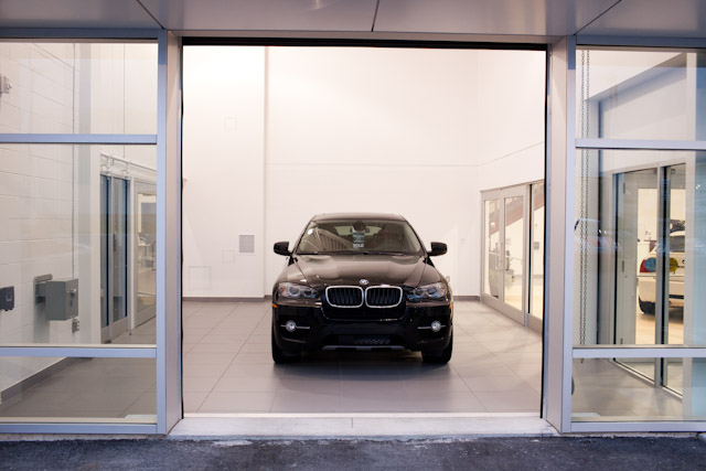 Delivery Room at BMW St. John's