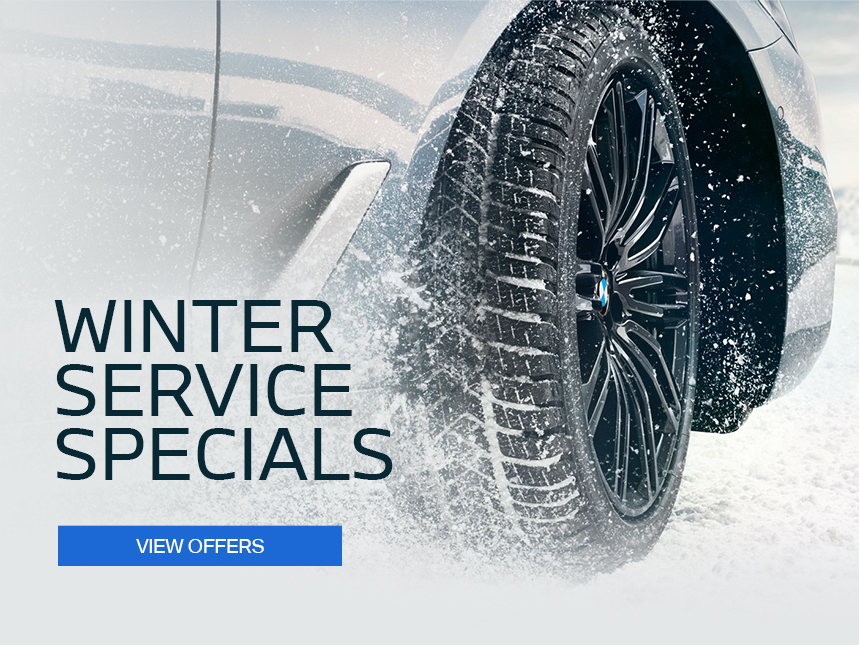 Bmw 301 Winter Service Specials Mobile
