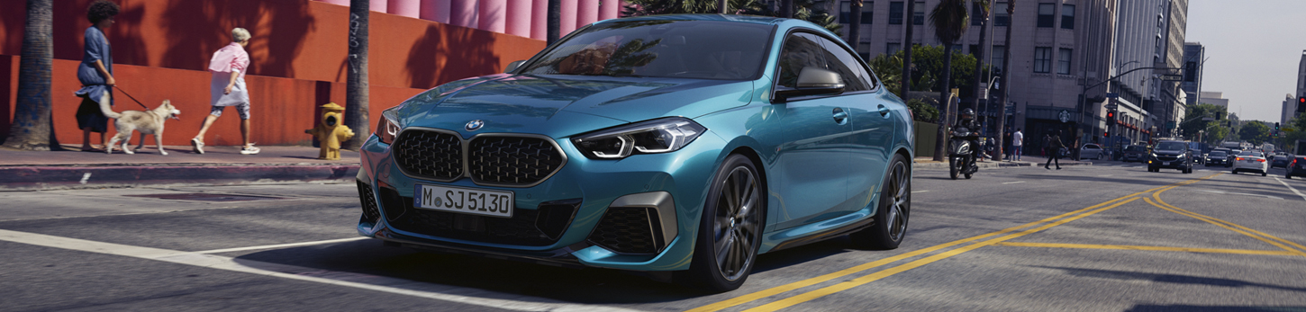 Bmw 2 Series Gran Coupe Package