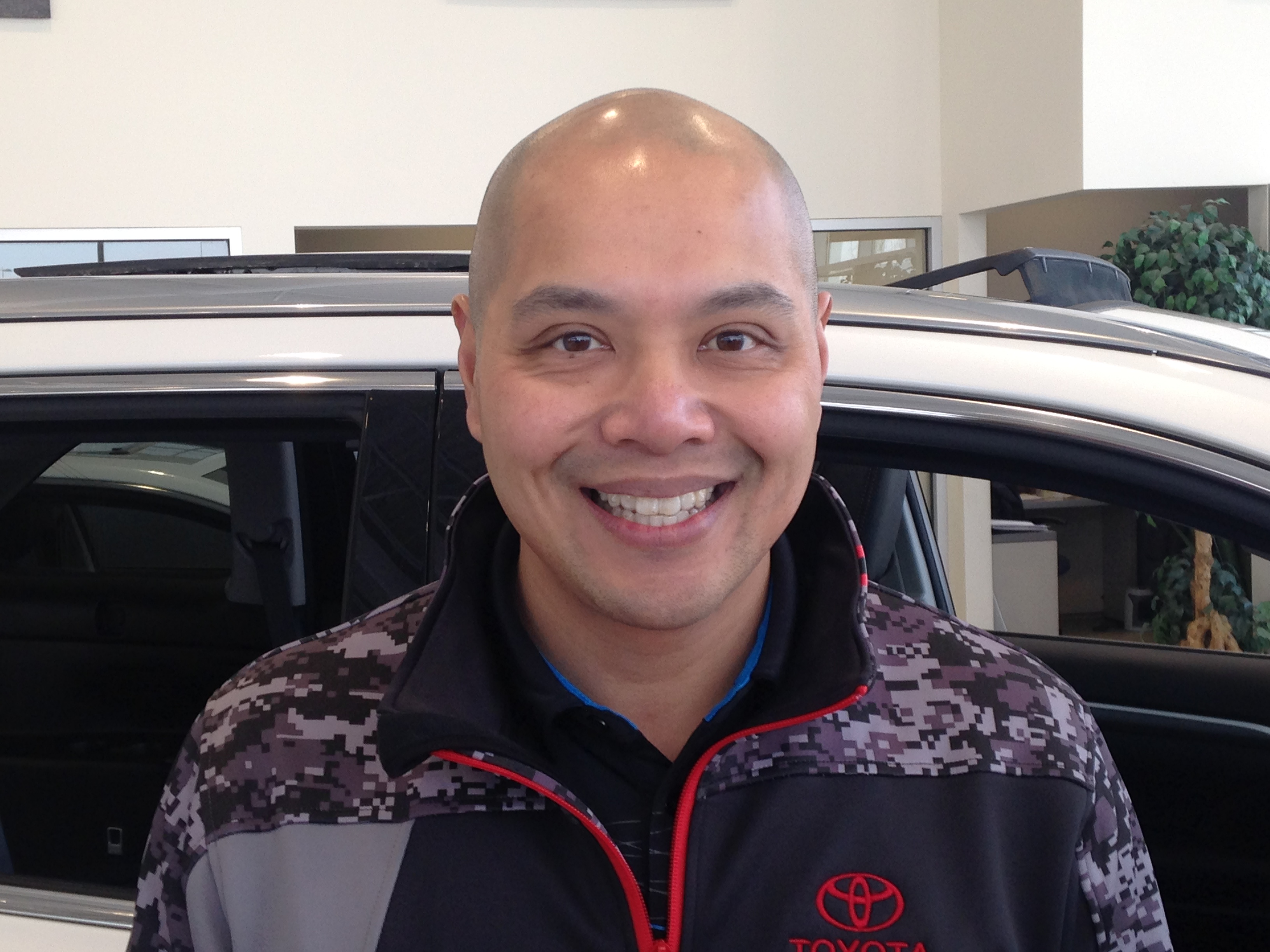 JP Angeles - Sales Manager