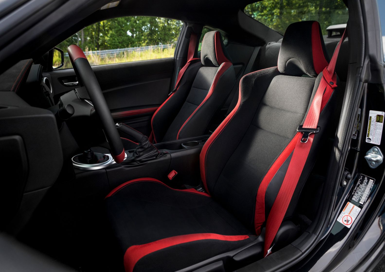 2019 Toyota 86 TRD Special Edition Interior Seating