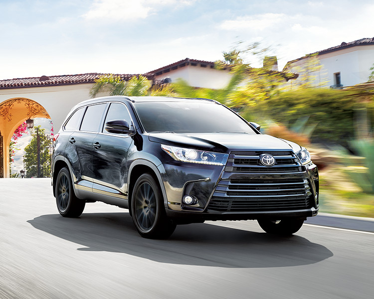 2019 Toyota Highlander XLE AWD Package
