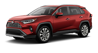 2019 Toyota RAV4 model