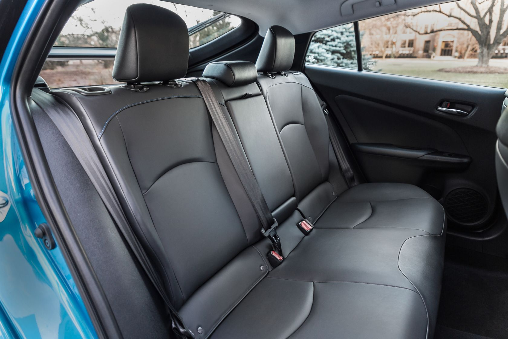 2020 Toyota Prius Interior Seating