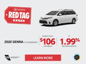 Red Tag Sienna October 2020 Mobile