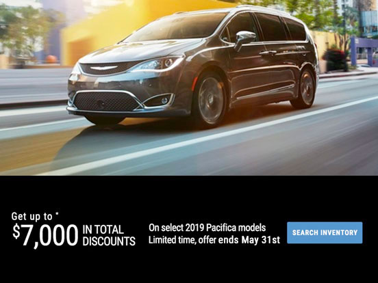Chrysler Incentive May