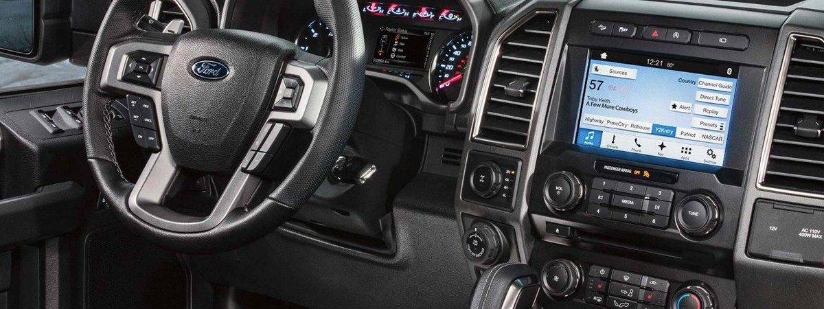 2018 Ford F150 Accessories