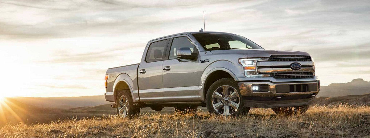 2018 Ford F150 Exterior