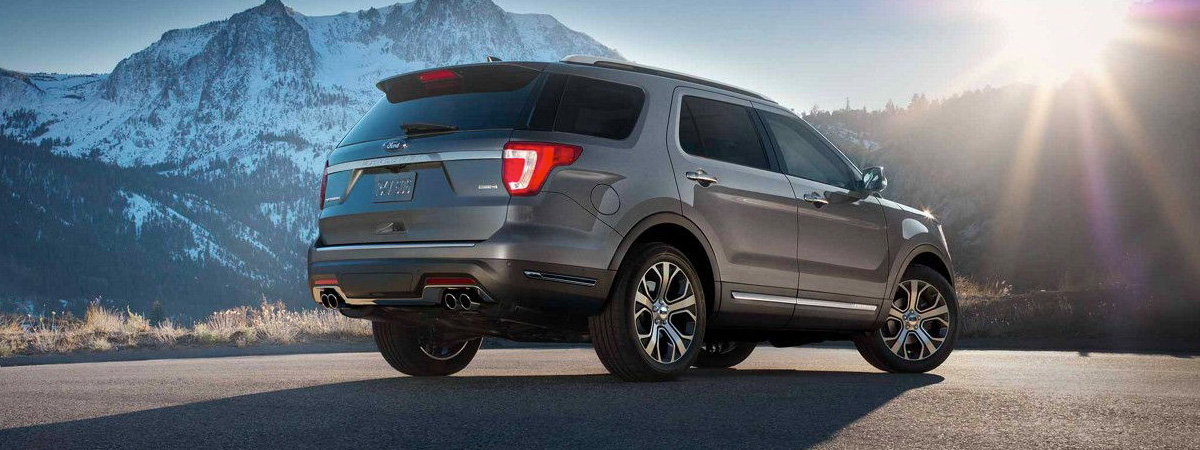 2018 Ford Explorer Fuel Performance
