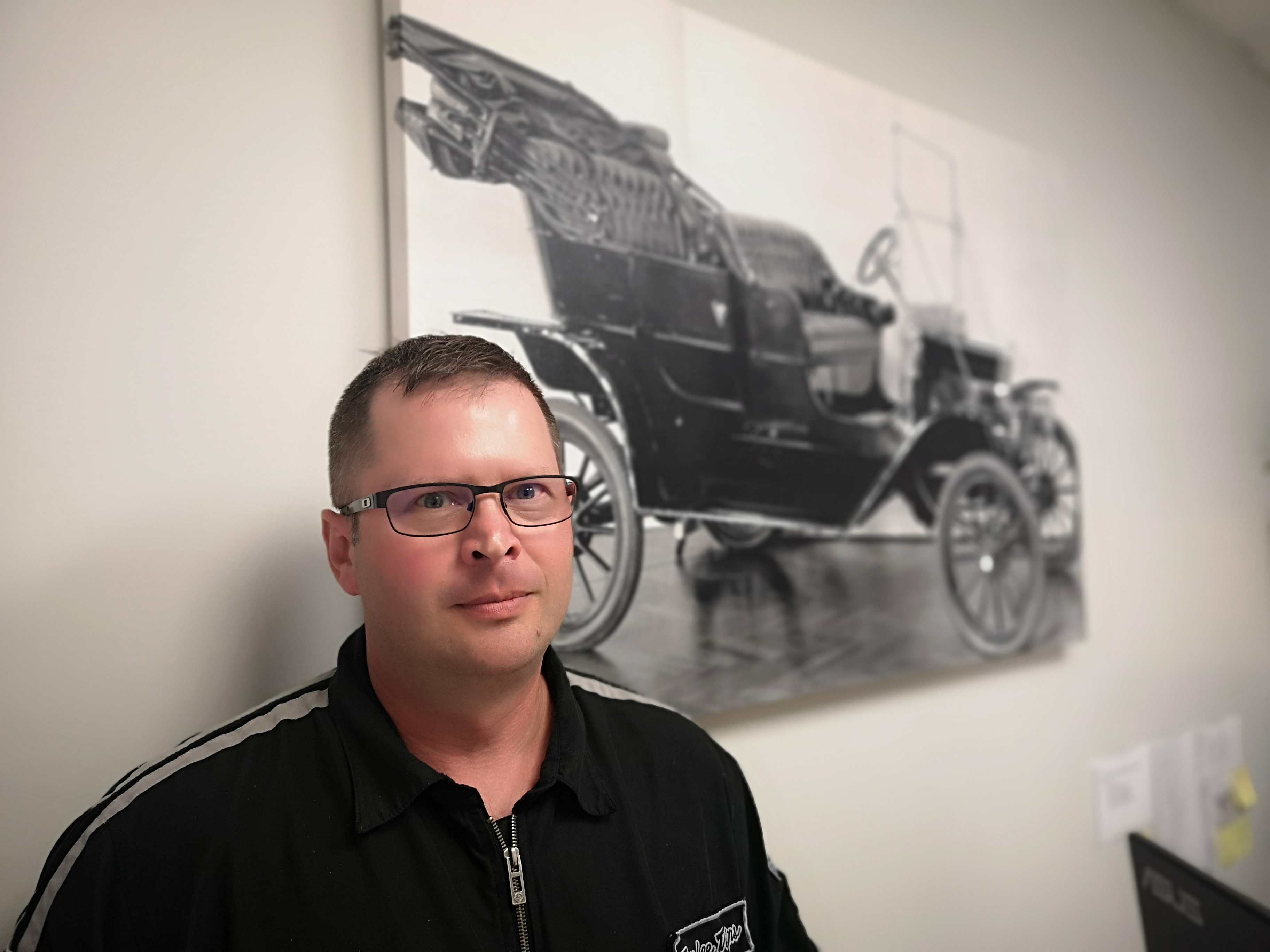 Ron Morin - Parts Manager