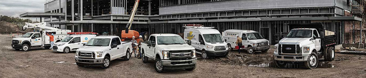 Ford Super Duty lineup
