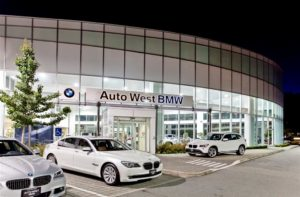 auto-west-bmw-front-night
