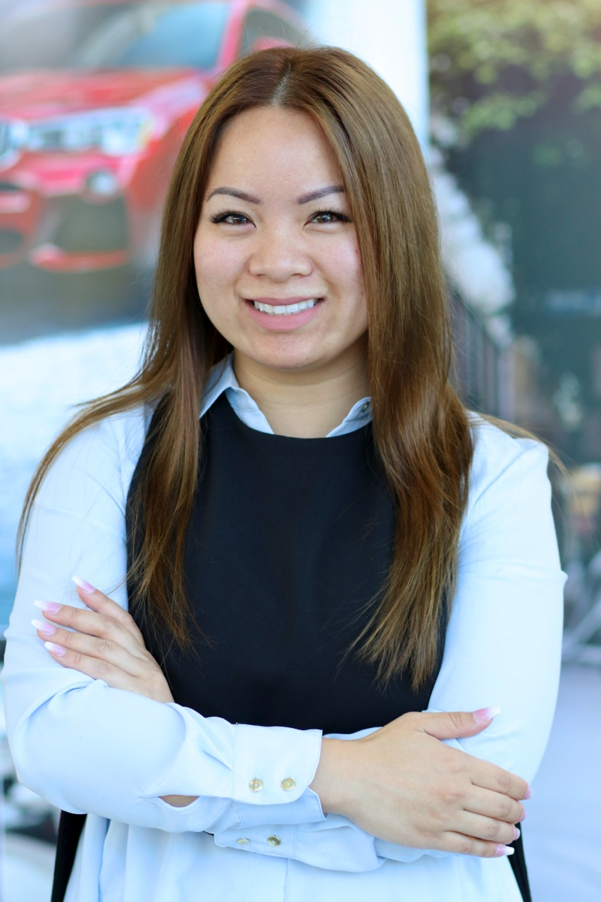 Anh Hoang - Financial Services Manager