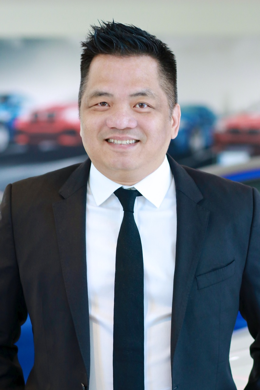 Lam Nguyen - Pre-Owned Sales Manager