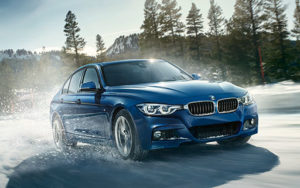 BMW Cold Weather Tires 2017