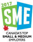 Canada's Top Small & Medium Employer Award