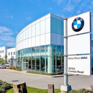 Auto West BMW - Richmond, BC