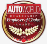 Auto World Employer Choice Award