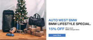 BMW Lifestyle Holiday Special