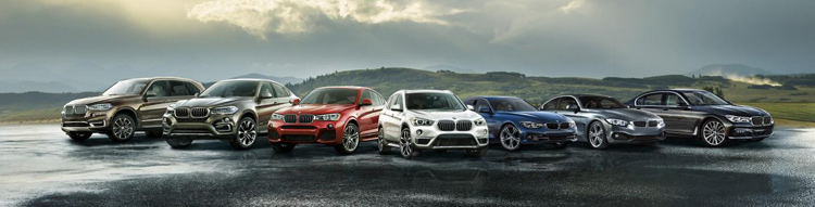 Full BMW Lineup