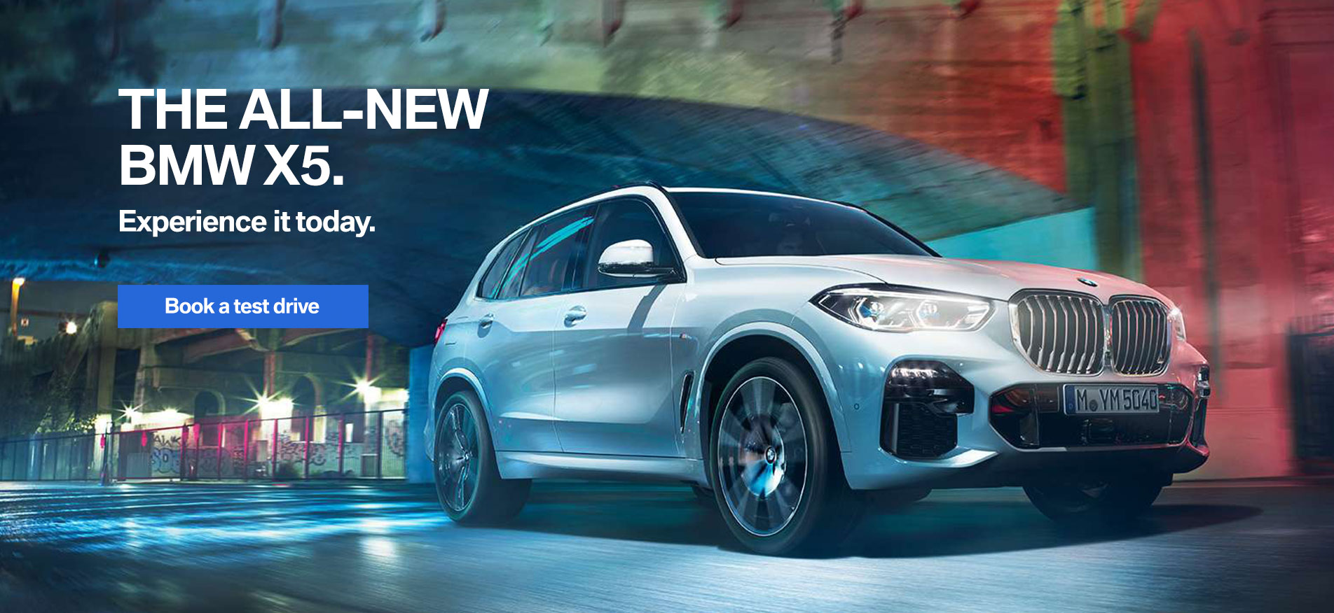 All New BMW X5 Test Drive