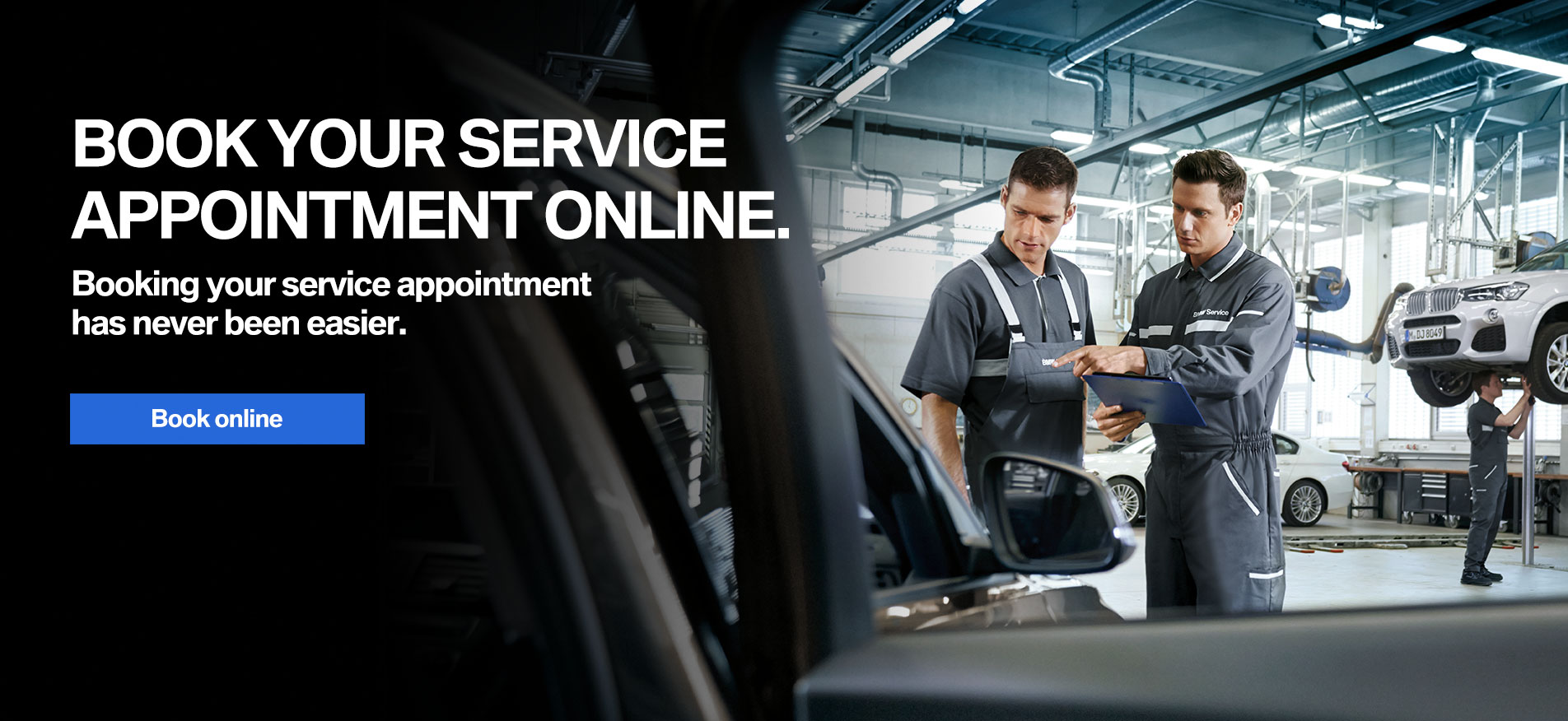 Auto West BMW Book Service Appointment Online