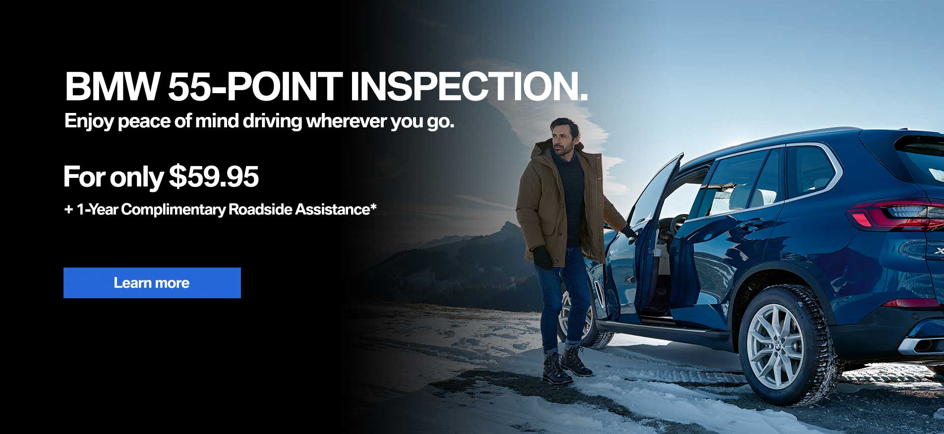 Auto West BMW 55 Point Inspection Winter 2019