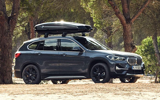 Roof rack special BMW