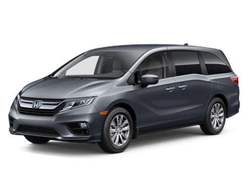 2018 Odyssey West City Honda