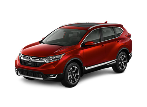 2017 Honda CRV West City Honda