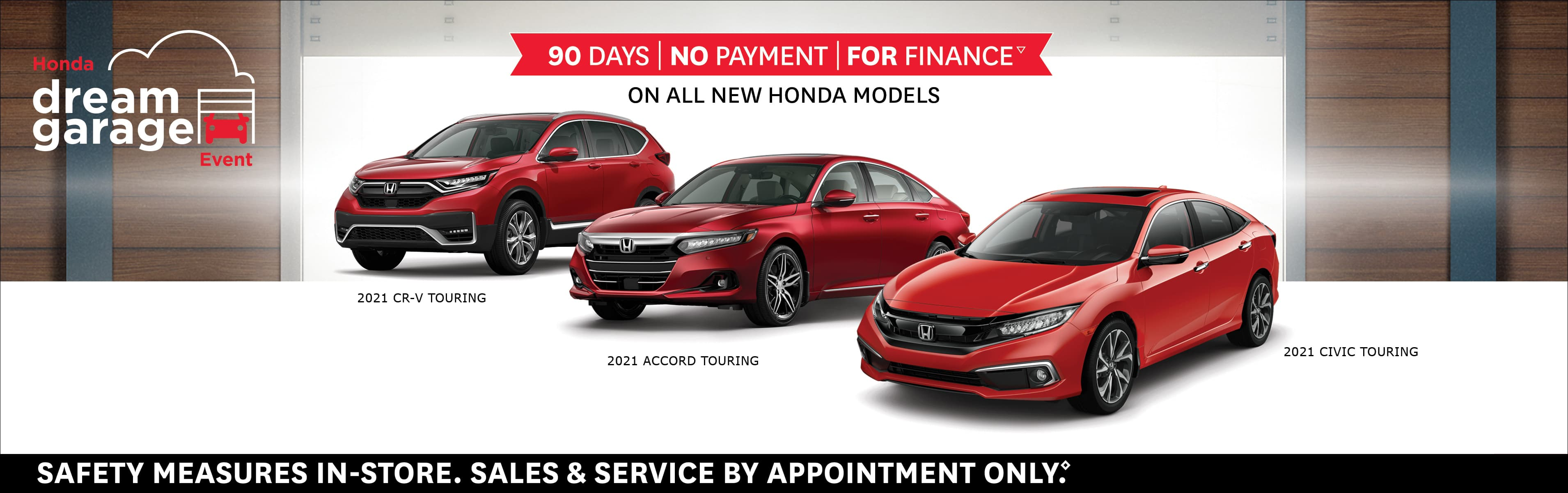 Honda February 2021 Incentives