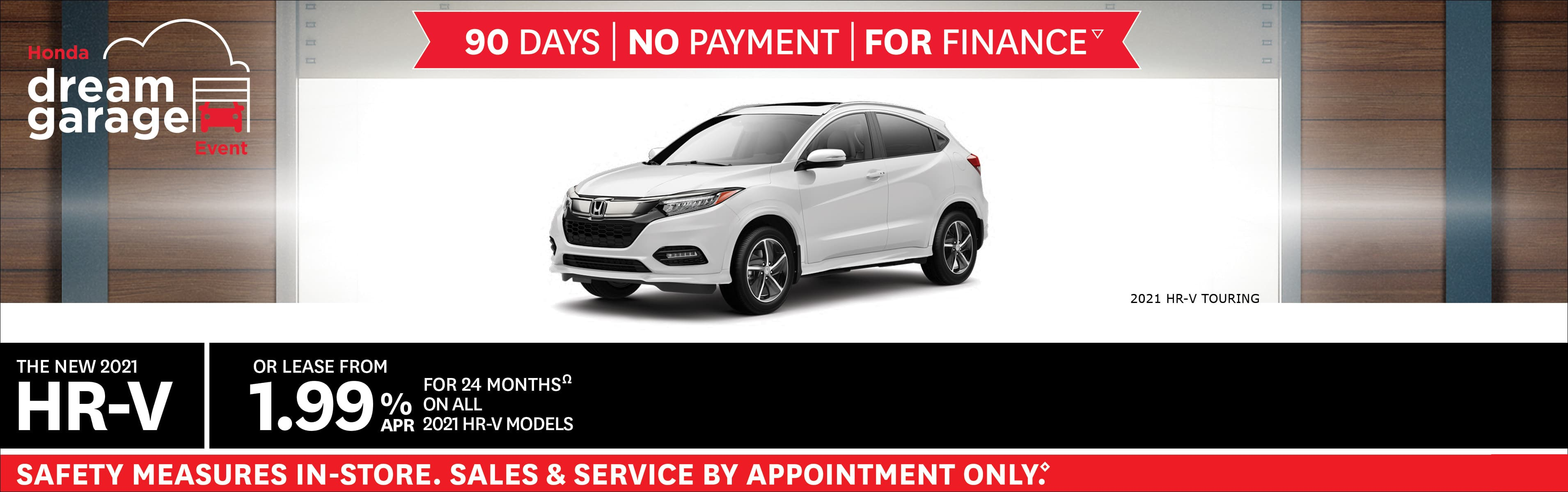Honda HR-V Feb 2021 Incentive